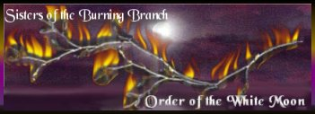 Sisters Of The Burning Branch