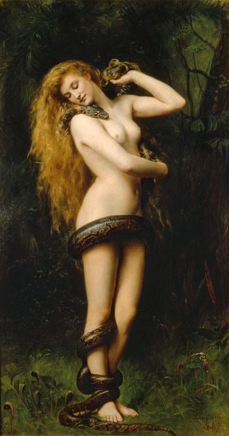 John Collier (1892) Oil on canvas